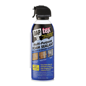 Многоцелевой герметик DAPtex® Multi-Purpose Latex Insulating Foam Sealant